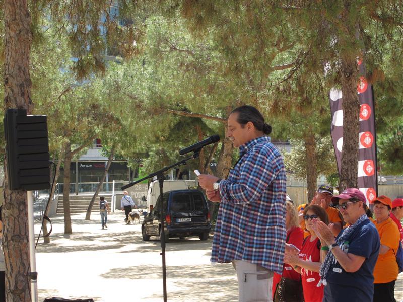 Jordi Díaz Burrull, president de AESSG